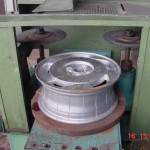 Maquina para cortar de rodas marca Breslia foto 6