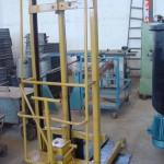 lote 14 Elevador hidraulico marca Zeloso cap. 500 kg 3