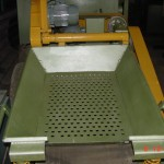 recuperador de areia verde Eriez  foto 3