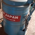 Aspirador de pó industrial marca New Japan foto 1