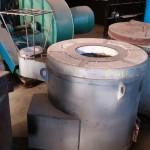 Forno com maçarico a gás 250 kg marca Eletro Fornos 3