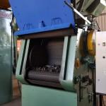 Jato de Granalha de aço Whellabrator 300Kg foto 1