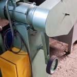 Lixadeira de cinta marca Carburundum motor 5CV 3.300RPM foto 3